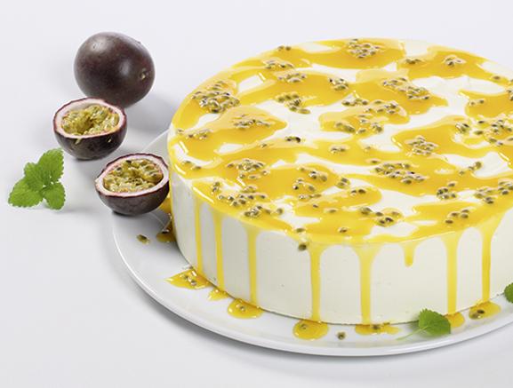 Passionfruit-Cake